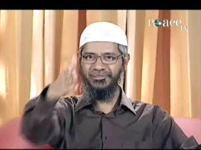 Zakir Naik - Better Half or Bitter Half - Part 2