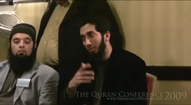 Youth Session - Nouman Ali khan [3/4]