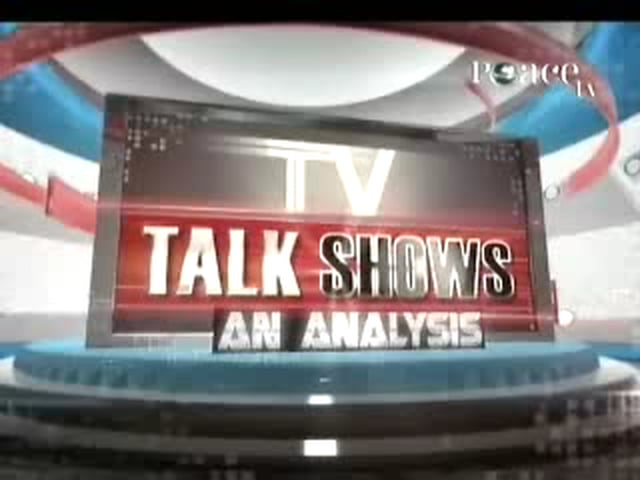 Official Detailed Analysis by Zakir Naik about NDTV & other show- Part I
