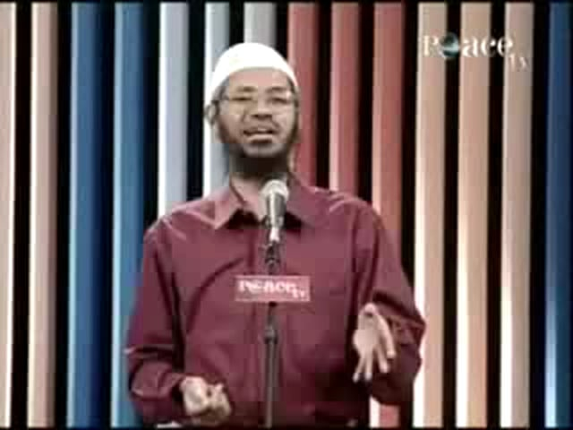 Deformations against Islam : How Muslims should Respond? Dr Zakir Naik Part 2/3