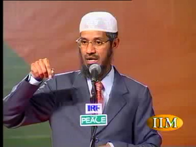 Unity Among Muslims by Dr.Zakir Naik Part 6/13.
