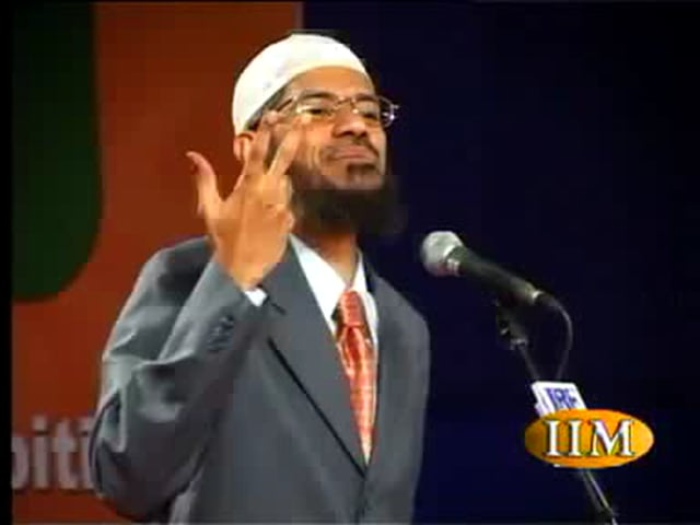 Unity Among Muslims by Dr.Zakir Naik Part 10/13.