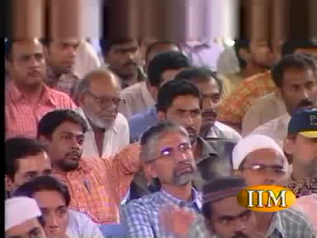 Unity Among Muslims by Dr.Zakir Naik Part 11/13.