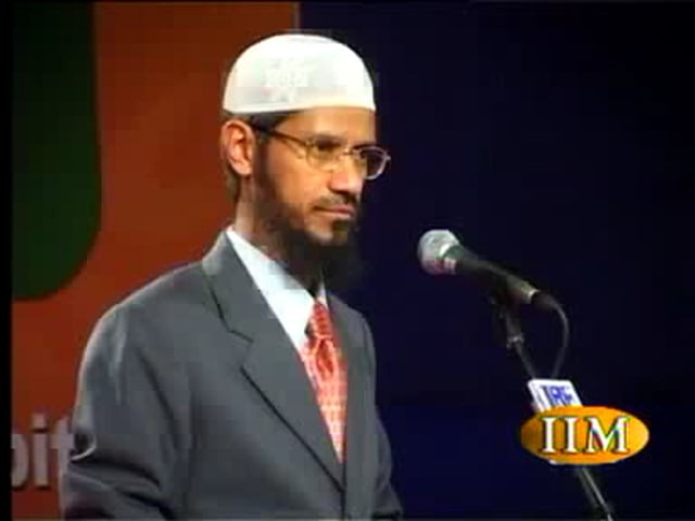 Unity Among Muslims by Dr.Zakir Naik Part 12/13.