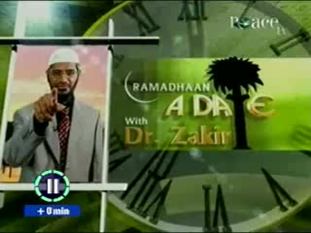 Is Ramadhan Taraweeh 8 or 20 Rakat by Dr Zakir Naik