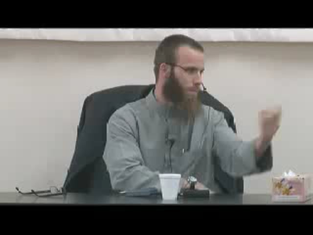 Islam Is The Solution - 2 - Br Yusha Evans