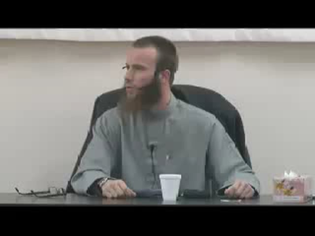 Islam Is The Solution -3 - Br Yusha Evans