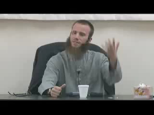 Islam Is The Solution - 5 - Br Yusha Evans
