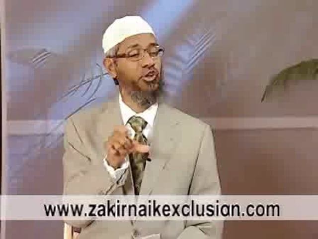 Dr.Zakir Naik reply to UK Media- part3