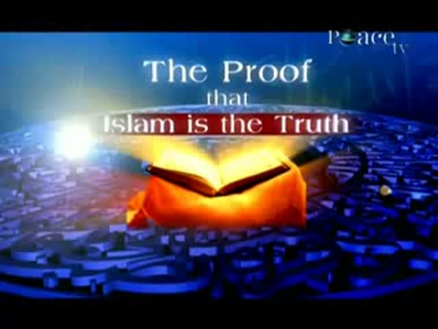 Proof Islam Is True Abduraheem Green 2