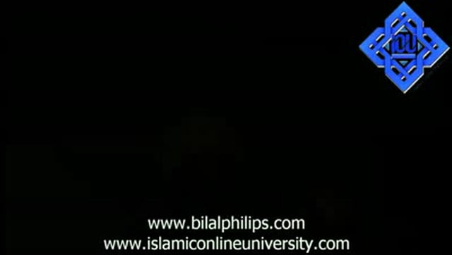 Making Every Second Count - Dr. Bilal Philips