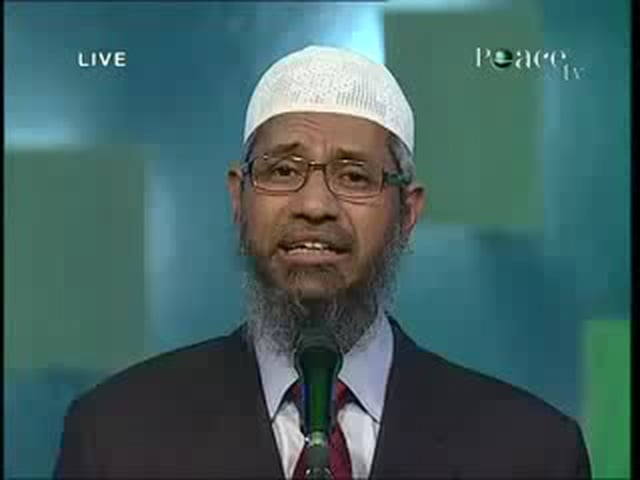 [Part 4/7].Dr.Zakir's Historic Address at Oxford Union.2011