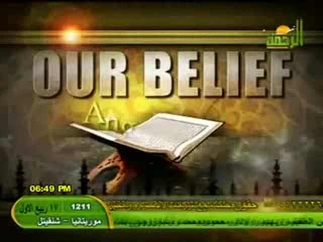 Our belief part 4